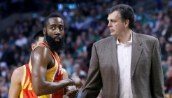 NBA: JAN 11 Rockets at Celtics