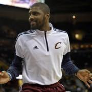 NBA: Preseason-Milwaukee Bucks at Cleveland Cavaliers