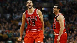 NBA: Chicago Bulls at Boston Celtics