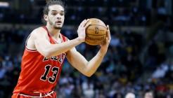 NBA: FEB 13 Bulls at Celtics