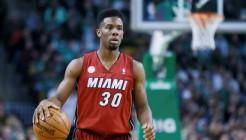 NBA: MAR 18 Heat at Celtics