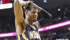 NBA: DEC 02 Pacers at Trail Blazers