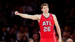 NBA: NOV 03 Hawks at Lakers