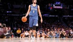 NBA: NOV 10 Timberwolves at Lakers