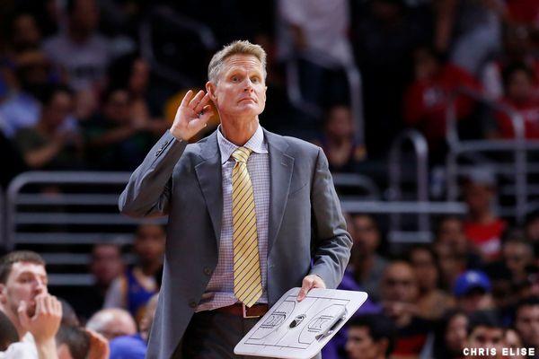 Steve Kerr, Golden State Warriors Head Coach