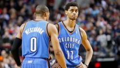 NBA: DEC 04 Thunder at Trail Blazers