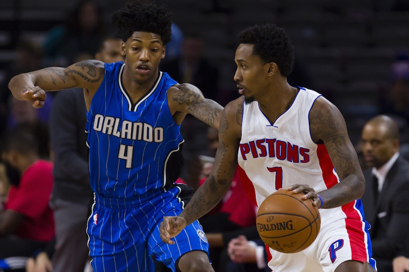 Detroit - Orlando : la soirée record de Brandon Jennings (24 points, 21 passes)