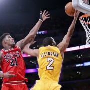 NBA: JAN 29 Bulls at Lakers