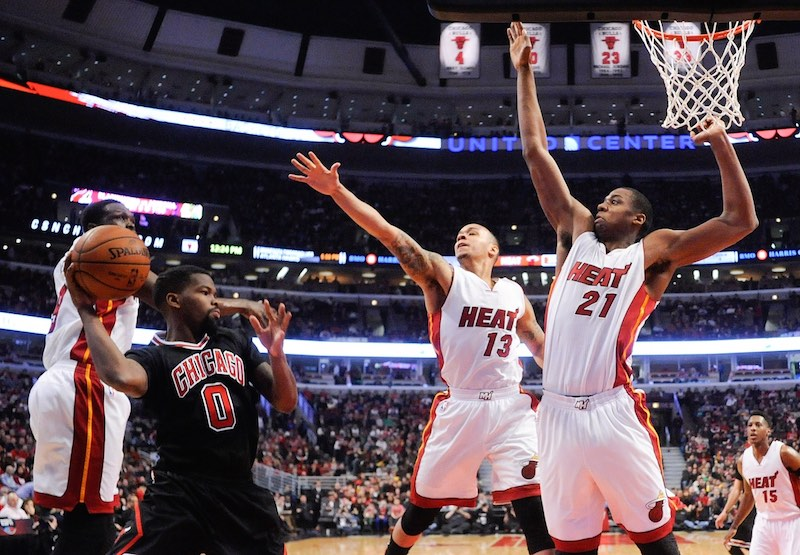 Miami - Chicago : l'incroyable Whiteside Story
