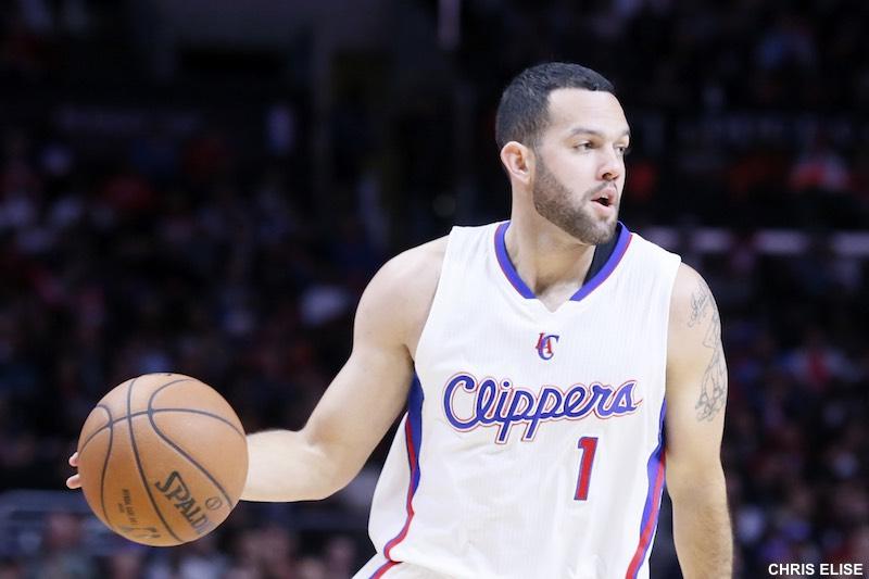 LA Clippers : Jordan Farmar coupé