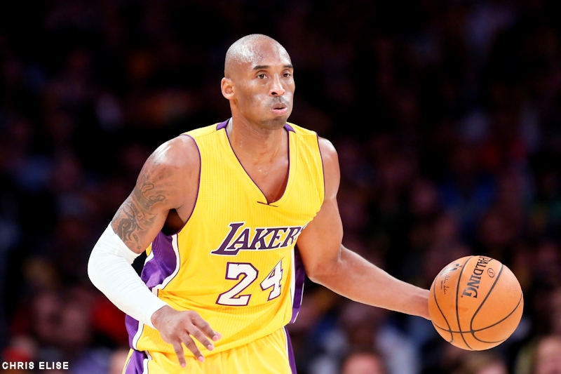 Kobe Bryant mis au repos face aux Blazers