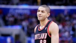 NBA: FEB 12 Trail Blazers at Clippers