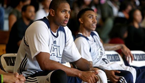 NBA: Atlanta Hawks-Practice