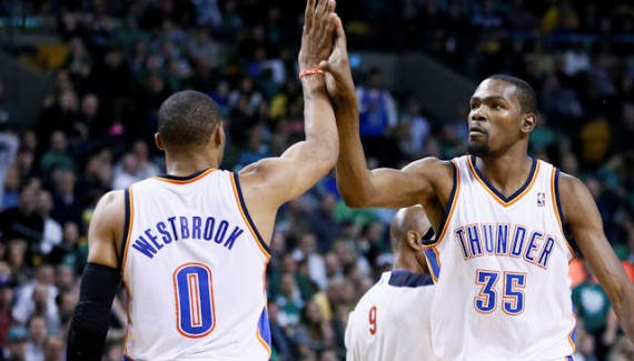 NBA: NOV 23 Thunder at Celtics