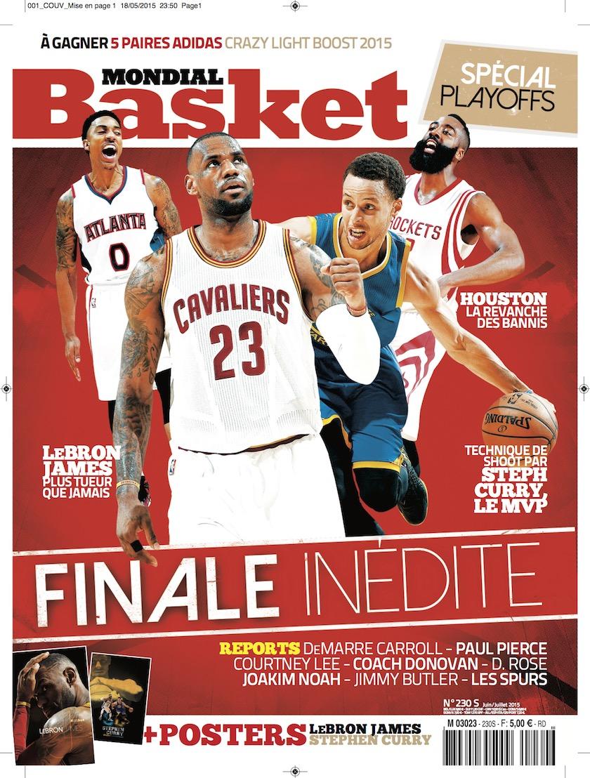 Mondial Basket numéro 230
