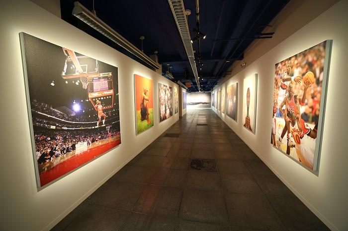 Basket USA a testé la géniale exposition Air Jordan Experience