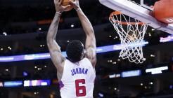 NBA: DEC 08 Suns at Clippers