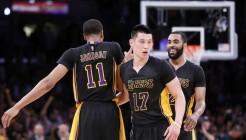 NBA: FEB 27 Bucks at Lakers