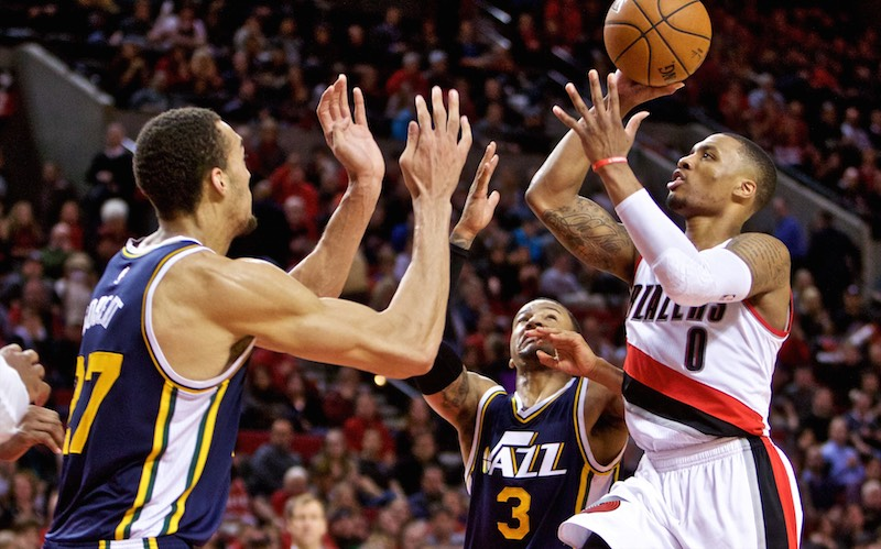 All-Star Game : Damian Lillard choisi pour remplacer Blake Griffin