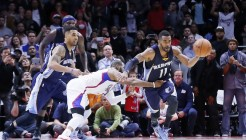 NBA: FEB 23 Grizzlies at Clippers