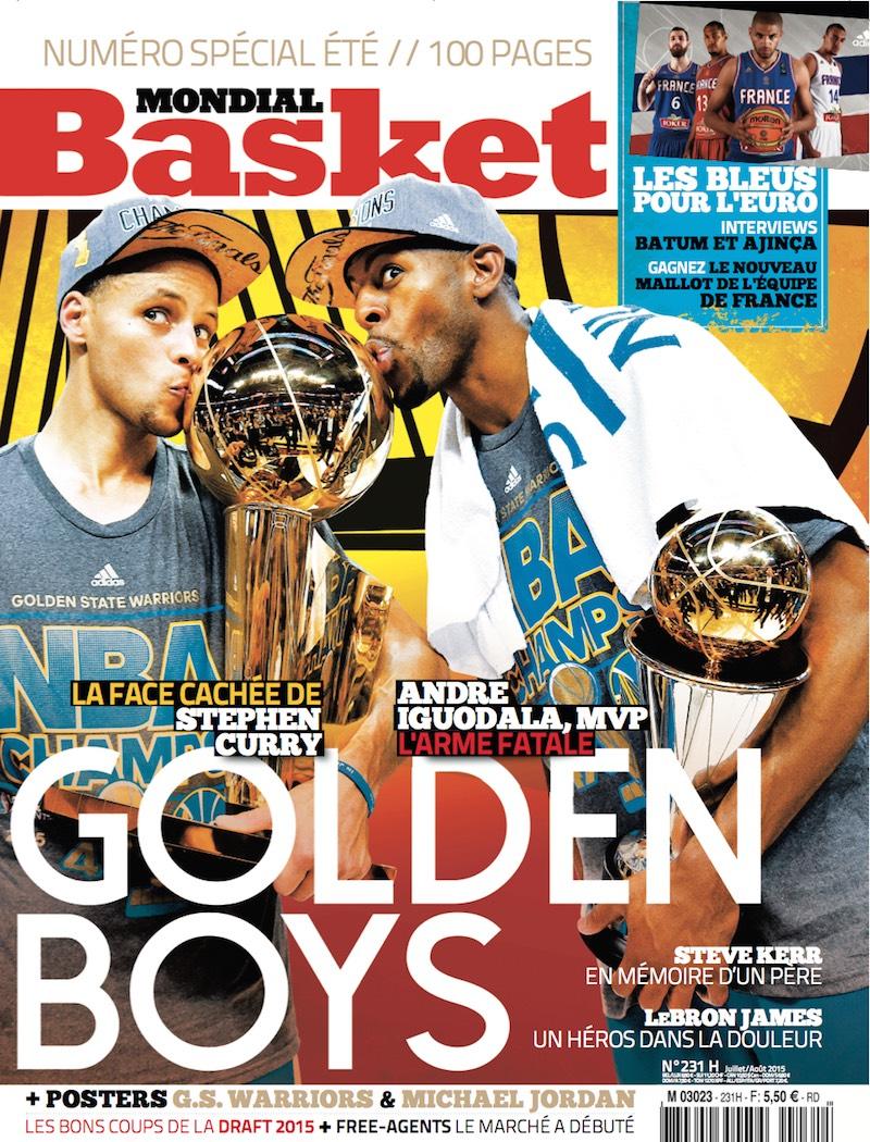 Mondial Basket numéro 231