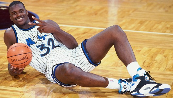 Orlando Magic: Shaquille O'Neal