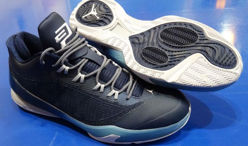 nike air jordan 1 pas cher - Test de chaussures : la Jordan CP3.VIII | Basket USA
