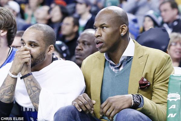 NBA: FEB 01 Magic at Celtics