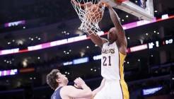 NBA: DEC 07 Pelicans at Lakers