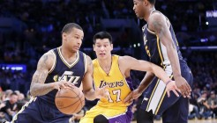 NBA: MAR 19 Jazz at Lakers