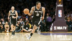 NBA: MAR 19 Spurs at Lakers