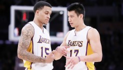 NBA: MAR 22 Sixers at Lakers