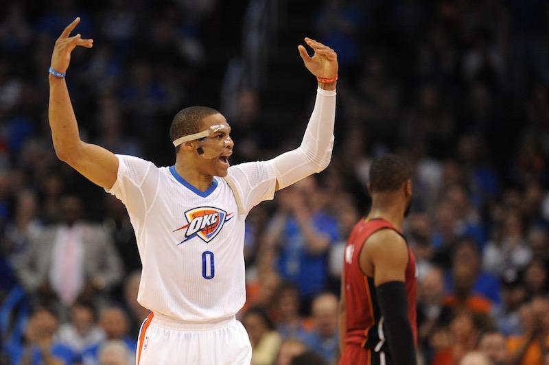La NBA enlève un triple double à Russell Westbrook