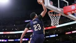 NBA: APR 01 Pelicans at Lakers