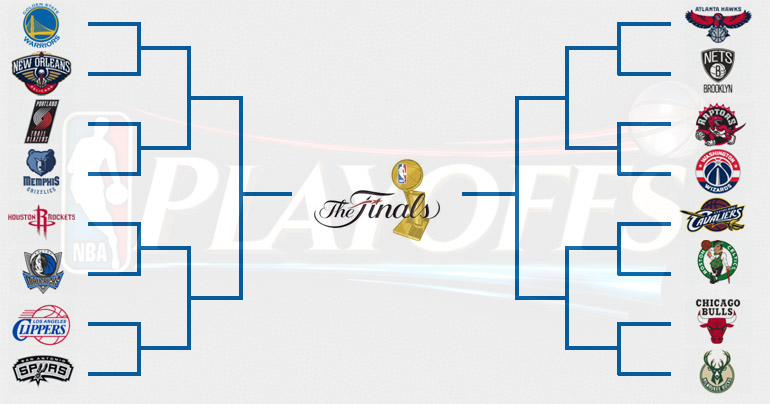 nba bracket 2015 playoffs sportsbooks in usa