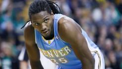 NBA: FEB 10 Nuggets at Celtics