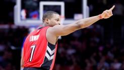 NBA: DEC 27 Raptors at Clippers