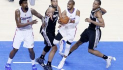 NBA: APR 19 Spurs at Clippers