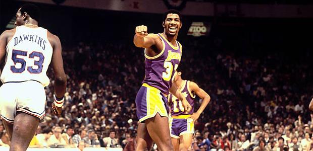 16 mai 1980, le rookie Magic Johnson écrit la première page de sa légende en NBA