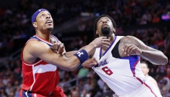 NBA: MAR 20 Wizards at Clippers