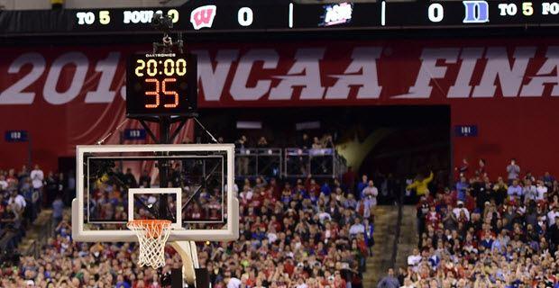 La NCAA valide le passage à l'horloge à 30 secondes