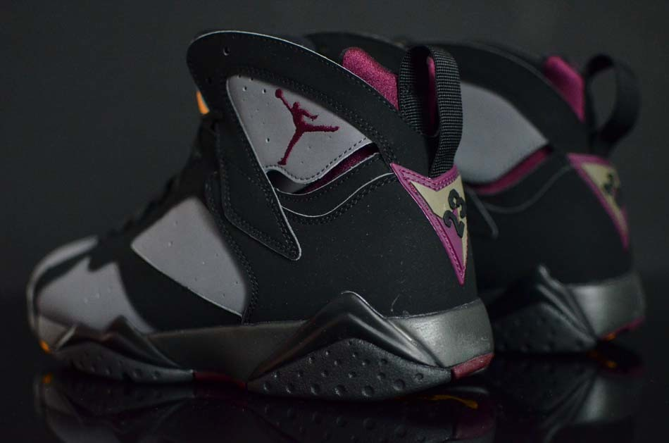 jordan retro 7 bordeaux