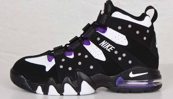 Le grand retour de la Nike Air Max 2 94 de Charles Barkley