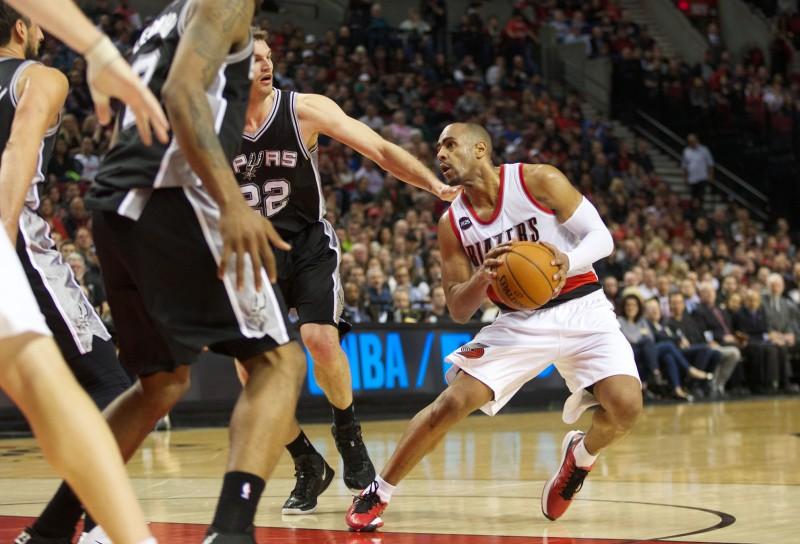Arron Afflalo, 1ère recrue des Knicks
