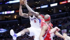 NBA: FEB 11 Rockets at Clippers