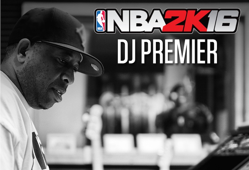 DJ Mustard, DJ Khaled et DJ Premier préparent la B.O. de NBA 2K16