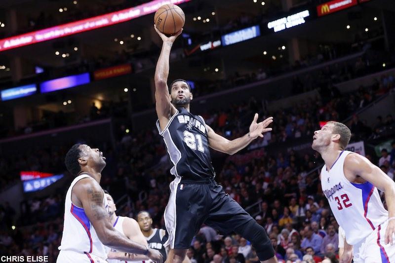 Tim Duncan prolonge aux Spurs
