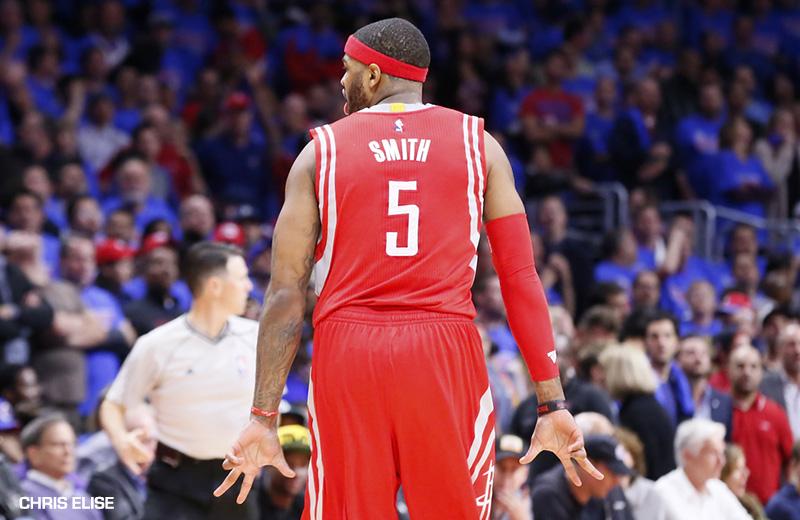 NBA: MAY 14 Rockets at Clippers