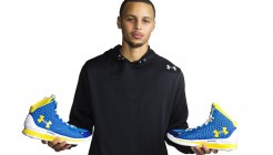 Under Armour : les ventes explosent grâce à Stephen Curry