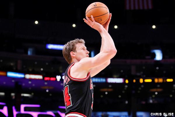 NBA: FEB 09 Bulls at Lakers